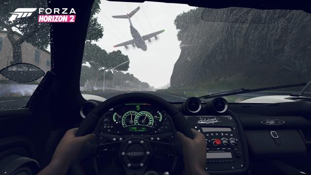 Car vs. Cargo Plane