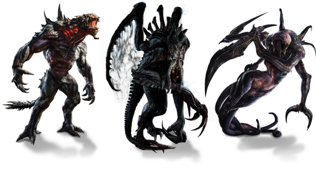Evolve Monsters