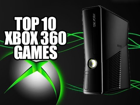 Top Ten Xbox 360 Games Idly Playing The Waiting Game