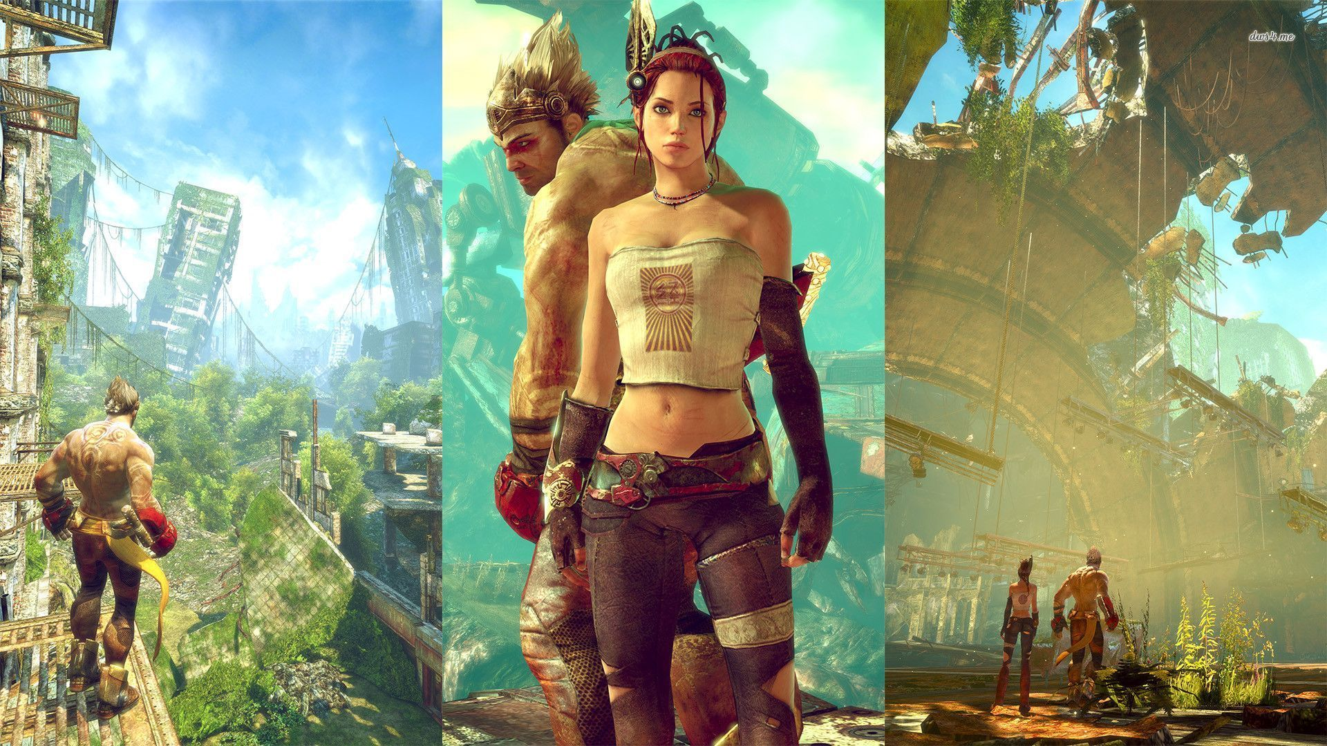 IDL FEATURE – Day 8: Platfromers – Enslaved: Odyssey to ...