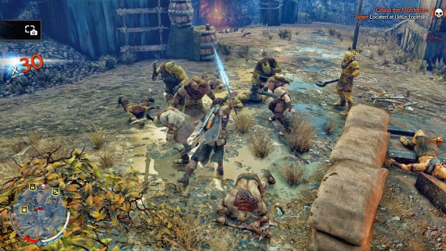 Middle Earth Shadow of Mordor First 30 Minutes Gameplay-4